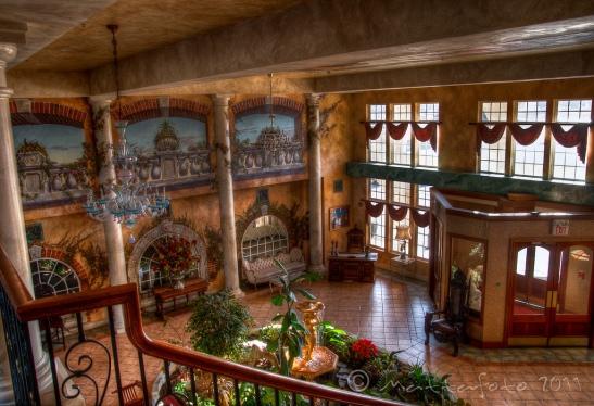 Interior-Tuscany House