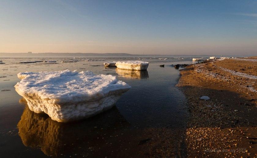 Icebergs In NJ