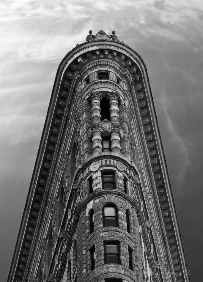 Flatiron Building Clouds