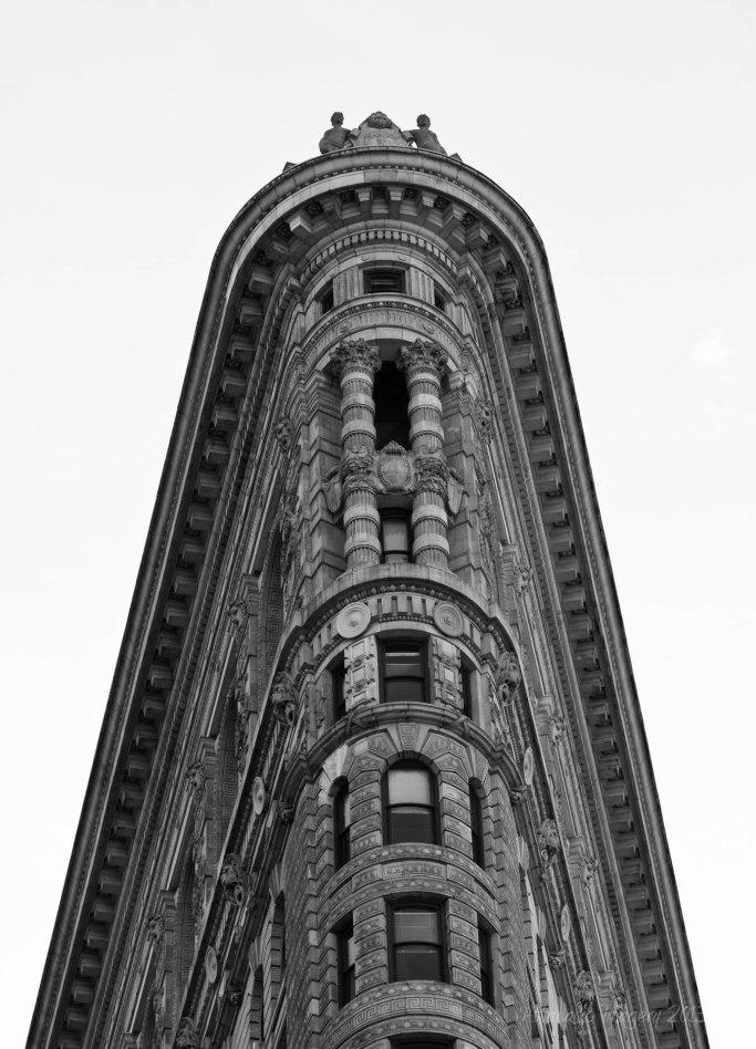 Flatiron Building Cloudless