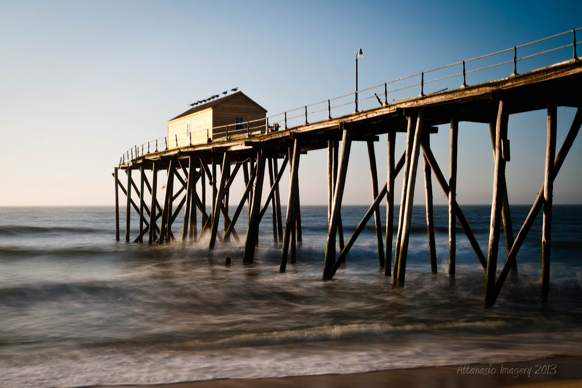 belmar fishing pier blogging by attanasio imagery