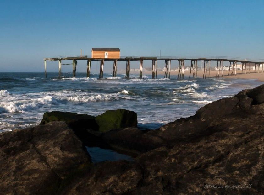 Pier Foreground
