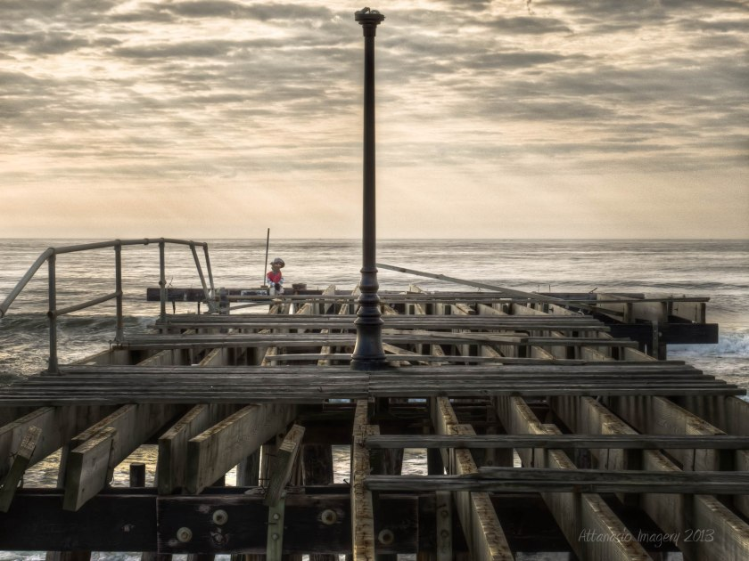 Post Sandy Pier