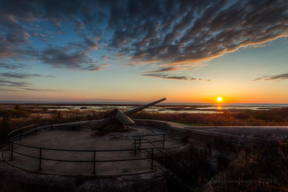 Battery Gunnison