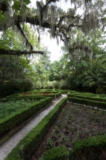 oldest formal garden in the east??